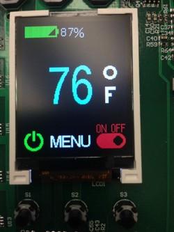 LCD Term Programming-Free User Interface