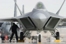 F-22 sustainment contract won by Lockheed Martin