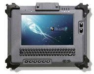 Guardian Rugged Tablet PC
