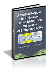 Mixing Embedded eTAPs | 1149.1, IJTAG, Software Debug