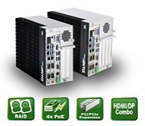 TANK-870-Q170 – Embedded Box PC with PoE Expansion