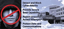 Icon Labs' products provide embedded security for IoT and Machine-to-Machine (M2M) solutions in aerospace, industrial, medical, and consumer electronics.