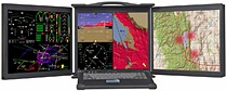 Chassis Plans Rugged Portable PC with Three 17