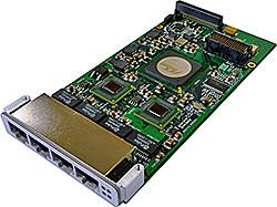 XMC-GBX Quad Gigabit Ethernet Adaptor