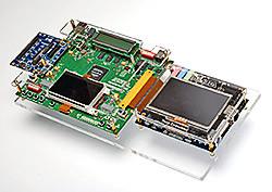 Embedded Systems Development Kit, Cyclone III Edition
