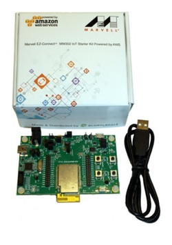 Marvell EZ-Connect MW302 IoT Starter Kit