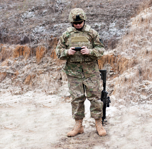 Smartphones on the battlefield - Military Embedded Systems