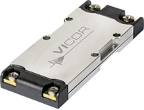 New DCM DC-DC converters in high-density VIA packaging