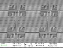 Motion sensor array
