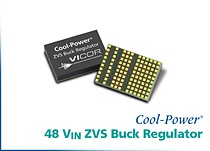 Vicor\'s newest Cool-Power ZVS buck regulator