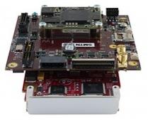 PC/104 OneBank Artix7 FPGA w. VITA 57.1 FMC I/I