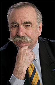Dr. Thomas W. Williams, recipient of the Phil Kaufman Award.