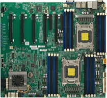 Chassis Plans GPU Server Motherboard