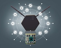 The congatec IoT gateway system is application ready and easily customizable for rapid field deployment
