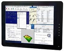 Industrial NEMA 12 (IP52) Compliant LCD Monitors