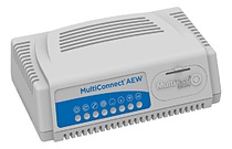 MultiConnect AEW Analog-to-Ethernet/Wireless Converter