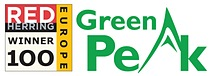 GreenPeak - winner of the 2012 Red Herring Top 100 Europe award, the most promising technology innovation companies throughout Europe