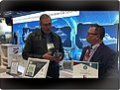 Mercury Systems booth video at AOC