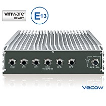 Vecow E Mark Certified Embedded Box PC with M12 Connections