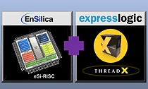 EnSilica ports popular ThreadX RTOS to its eSi-RISC processor cores