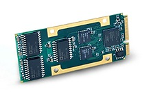 AcroPack® CAN bus modules target defense and avionics applications with high-density PCIe mezzanine supporting ARINC 825 and CANaerospace standards.