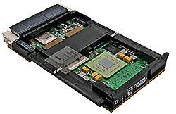 VPX3-450 MPC8640 & Virtex-5 VPX Digital Signal Processor