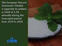Europe Natural Sweeteners Market Report