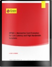 white paper wfmc mezzanine card evolution for low latency and high bandwidth solutions