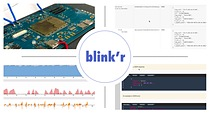 The blink\'r toolset makes IoT application development fast and simple.