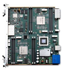 aTCA-N700 40G  Ethernet AdvancedTCA® Packet Processing Blade
