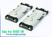 Vicor DCM DC-DC converters in VIA packaging