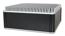 Portwell's WEBS-21A0: A fanless embedded system featuring 15W 5th generation Intel Core Processor and Portwell NANO-6050 embedded board