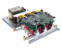 High-voltage load module from dSPACE.