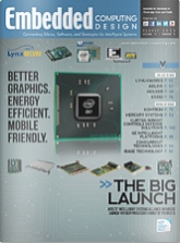 Embedded Computing Design - August 2013