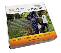 Sol Chip SCP IoT Solar Tag Kit