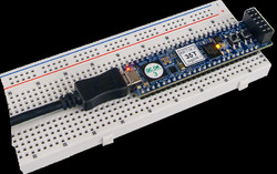Cmod A7 Breadboardable Artix 7 Fpga Module From Digilent