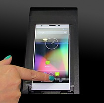New 5.0-inch HD LCD module with Touch Embedded Display. Photo: Tianma Microelectronics