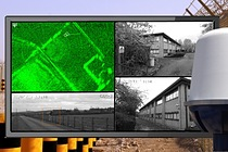 RadarVision allows high fidelity radar imagery to be added to a security display and viewed alongside data from traditional daylight and thermal cameras.