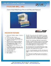 PXS1340 Datasheet