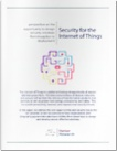 white paper security for the internet of things