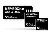 Mouser Stocking TI's MSP430 MCU Value Line & Dev Kits