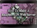 Tinkernut – Weekend Hacker: Make A Raspberry Pi Web Server