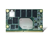 congatec's SMARC 2.0 module powers the next-gen Automotive Reference Platform from Luxoft, enabling clustering of previously separately managed cockpit functions