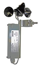 wireless wind speed measurement