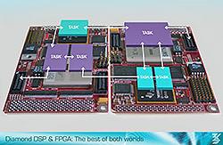 Diamond FPGA