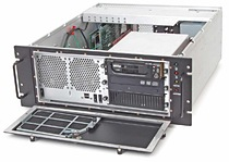 COTS/Industrial 4U Rugged Computer System