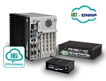 QGW Series – IEI's IPC powered by QNAP
