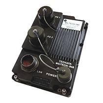 Techaya MILTECH 948 Ethernet Switch + Media Converter
