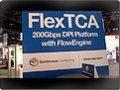 FlexTCA 200Gbps DPI Platform @ CTIA 2011: Continuous Computing (CCPU)