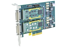 APCe7020E-LF populated with two AcroPack® I/O Modules